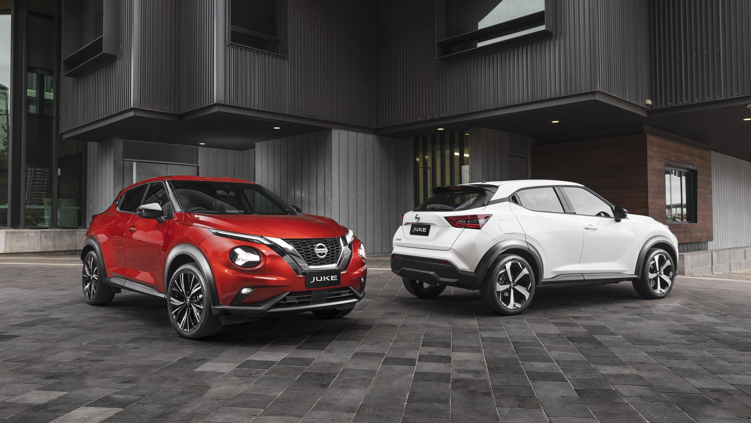 the new 2021 nissan juke  world on wheels